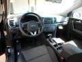 Kia Sportage LX AWD Black Cherry photo #13