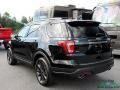 Ford Explorer XLT 4WD Shadow Black photo #3