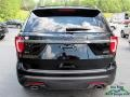 Ford Explorer XLT 4WD Shadow Black photo #4