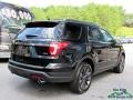 Ford Explorer XLT 4WD Shadow Black photo #5