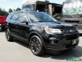 Ford Explorer XLT 4WD Shadow Black photo #7