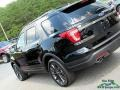 Ford Explorer XLT 4WD Shadow Black photo #34