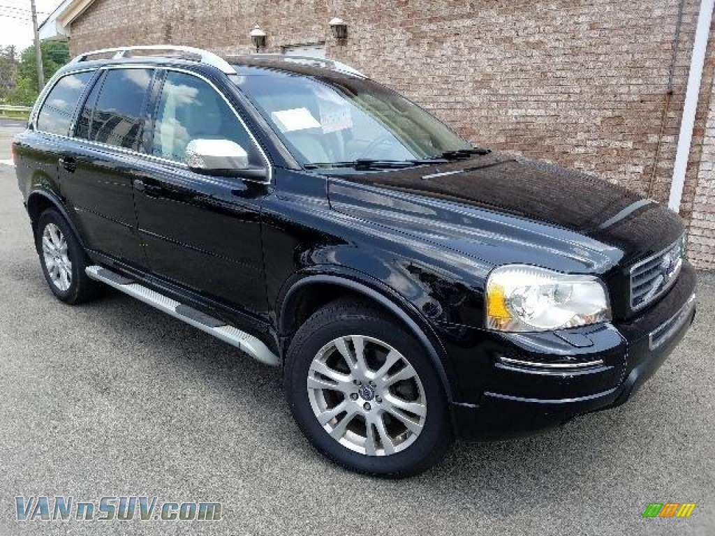 2013 XC90 3.2 AWD - Ember Black Metallic / Beige photo #1
