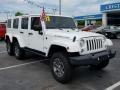 Jeep Wrangler Unlimited Rubicon 4x4 Bright White photo #7
