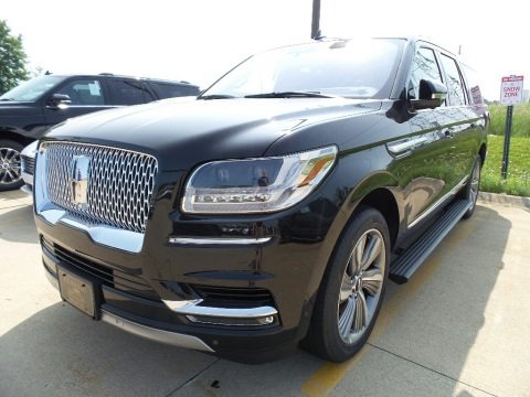 Black Velvet 2018 Lincoln Navigator Reserve L 4x4