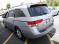 Honda Odyssey EX-L Lunar Silver Metallic photo #7