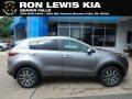 Kia Sportage EX AWD Mineral Silver photo #1