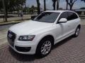 Audi Q5 2.0T quattro Ibis White photo #1