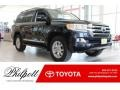 Toyota Land Cruiser 4WD Onyx Blue Pearl photo #1