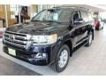 Toyota Land Cruiser 4WD Onyx Blue Pearl photo #3