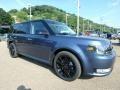 Ford Flex SEL AWD Blue photo #10