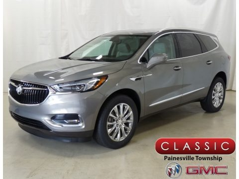 Pepperdust Metallic 2019 Buick Enclave Essence AWD