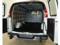 GMC Savana Van 2500 Cargo Summit White photo #6