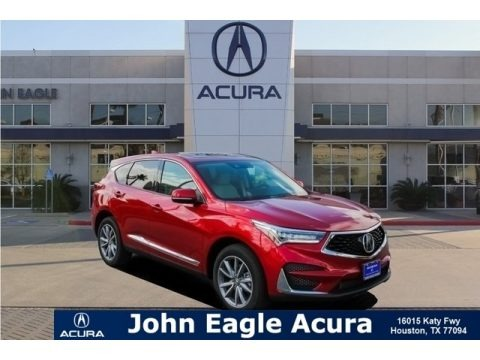 Performance Red Pearl 2019 Acura RDX FWD