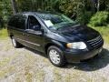 Chrysler Town & Country Touring Brilliant Black photo #3