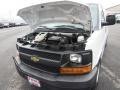 Chevrolet Express 1500 Cargo Van Summit White photo #51
