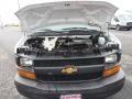 Chevrolet Express 1500 Cargo Van Summit White photo #52