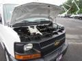 Chevrolet Express 1500 Cargo Van Summit White photo #53