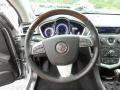Cadillac SRX Luxury AWD Radiant Silver Metallic photo #23