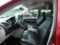 Chrysler Town & Country Touring Deep Cherry Red Crystal Pearl photo #16