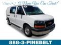 GMC Savana Van 2500 Cargo Summit White photo #1