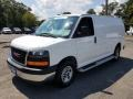 GMC Savana Van 2500 Cargo Summit White photo #3