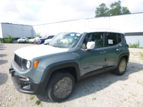 Anvil 2018 Jeep Renegade Latitude 4x4