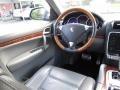Porsche Cayenne Turbo Titanium Metallic photo #12