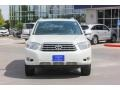Toyota Highlander Limited Blizzard White Pearl photo #2
