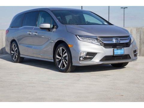 Lunar Silver Metallic 2019 Honda Odyssey Elite