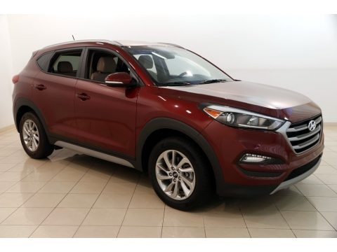 Ruby Wine 2017 Hyundai Tucson Eco