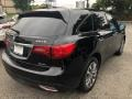 Acura MDX SH-AWD Technology Crystal Black Pearl photo #6
