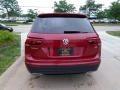 Volkswagen Tiguan S Cardinal Red Metallic photo #5