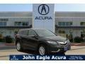 Acura RDX  Crystal Black Pearl photo #1