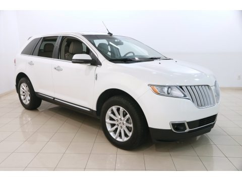 Crystal Champagne Tri-Coat 2013 Lincoln MKX FWD