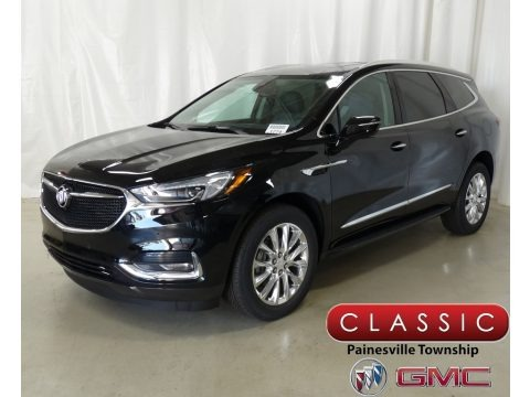 Ebony Twilight Metallic 2019 Buick Enclave Premium AWD