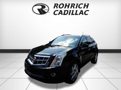 Black Raven 2012 Cadillac SRX Performance AWD