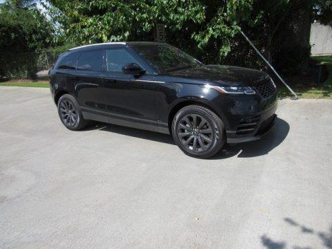 Santorini Black Metallic 2019 Land Rover Range Rover Velar R-Dynamic SE