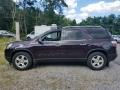 GMC Acadia SLT AWD Dark Crimson Metallic photo #2