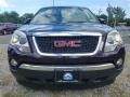 GMC Acadia SLT AWD Dark Crimson Metallic photo #8