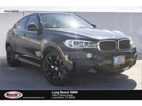 Black Sapphire Metallic 2019 BMW X6 sDrive35i