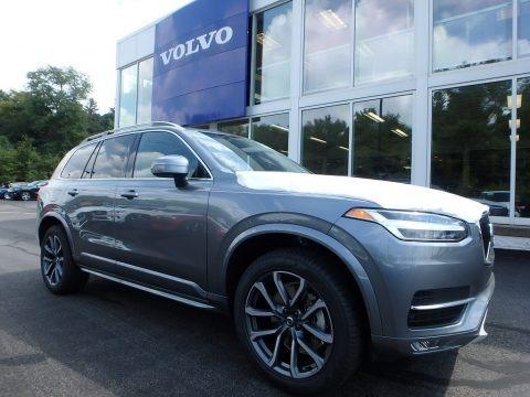 Osmium Grey Metallic 2019 Volvo XC90 T5 AWD Momentum