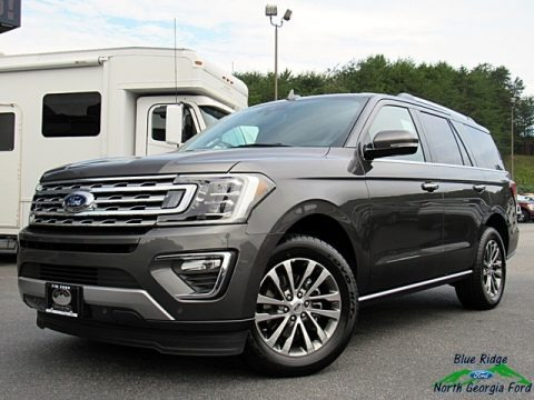 Magnetic 2018 Ford Expedition Limited