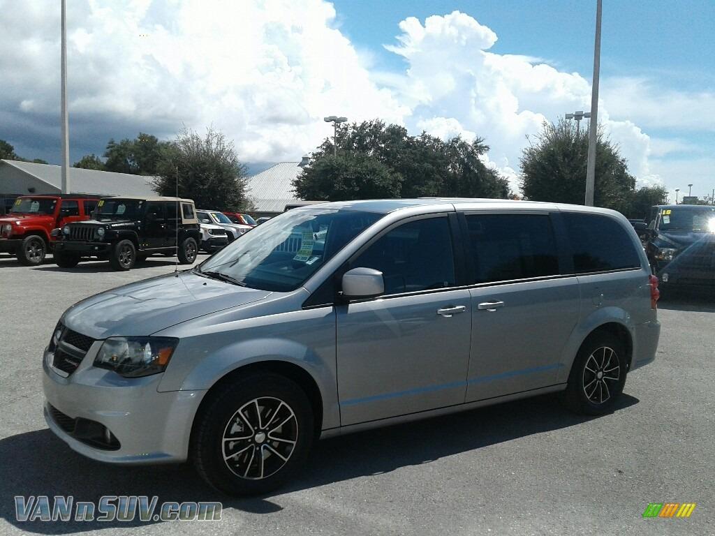 2019 Grand Caravan SE Plus - Billet / Black photo #1