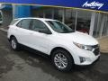 Chevrolet Equinox LS AWD Summit White photo #1