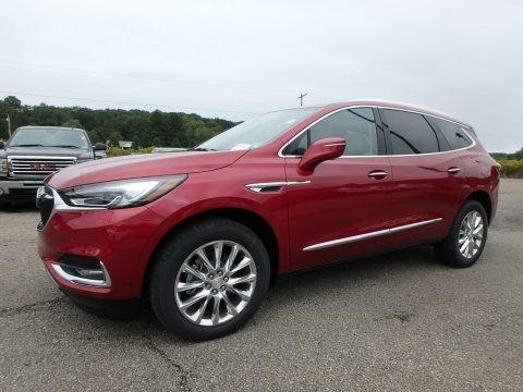 Red Quartz Tintcoat 2019 Buick Enclave Premium AWD