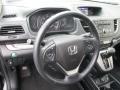 Honda CR-V EX-L 4WD Crystal Black Pearl photo #14