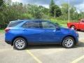 Chevrolet Equinox LS AWD Kinetic Blue Metallic photo #2