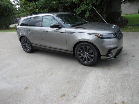 Silicon Silver Metallic 2019 Land Rover Range Rover Velar R-Dynamic HSE