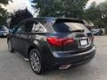 Acura MDX SH-AWD Technology Graphite Luster Metallic photo #5